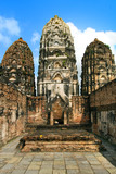 Sukhothai Architecture poster