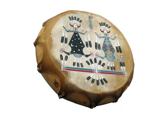 Native American Tamborine