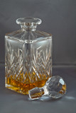 Whiskey in the decanter - 6588557