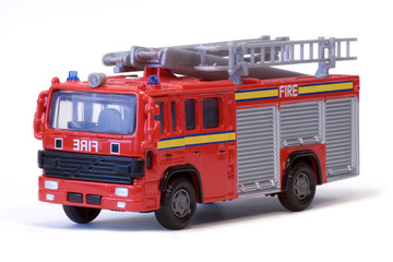Toy London Fire Engine