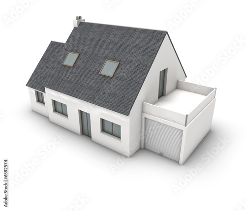 Gamesageddon 3 Wohnhauser Mit Balkon Garage Und Dachgaube 2