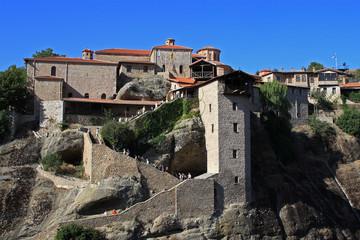 Monastery of Meteora Greece