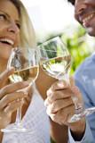 wine in the garden - Fine Art prints