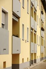 Balkon Fasade