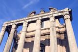 Church of San Lorenzo in the Roman Forum in Rome, Italy. poster