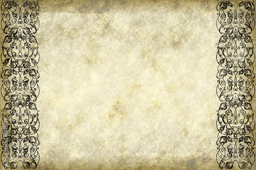 old parchment © clearviewstock