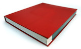 Red Book Background Republican Politics concept poster