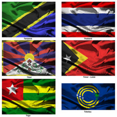 fabric world flags collection 38