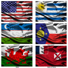 fabric world flags collection 41