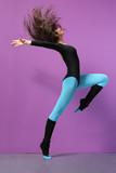 Fotoroleta jump