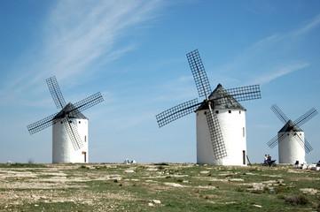 Molinos de la Ruta del Quijote