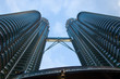 Petronas skyscrapers
