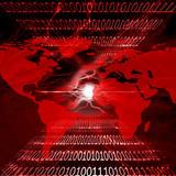 Virus alert poster