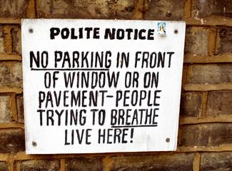 Polite Notice