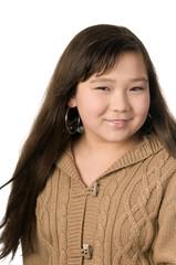 Asian beauty.