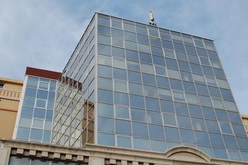 façade moderne
