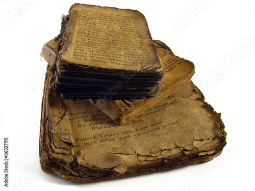 The old book of ancient religion