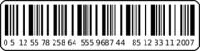 Fałszywy kod kreskowy