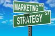 Marketing business sales