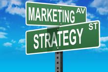 "Постер, картина, фотообои ""Marketing business sales"""
