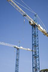 Hammerhead Crane Pair 4