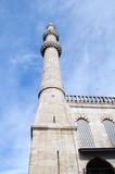 SultanAhmet (blue) mosque, Istanbul, Turkey. poster