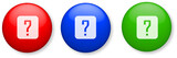 Question Icon poster