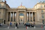 Assemblée nationale à Paris poster