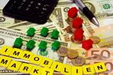 immobilier Immobilienmarkt Hauskauf Immobilien Haus dollar