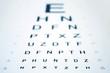 Snellen Eye Chart - 6723704