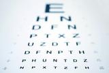 Snellen Oční Graf