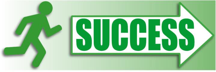 SuccessManRunning