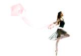 dancing gracefully poster