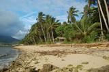 Scene de coastă din Puerto Galera