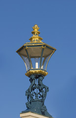Lantern at Paleis Het Loo (Royal Palace in The Netherlands)