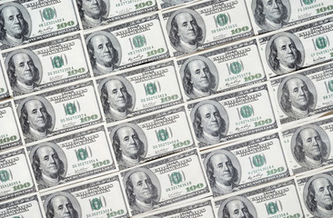 Dollar background