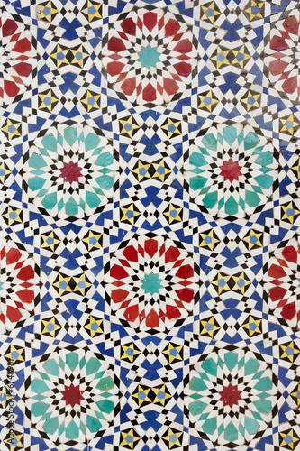Arab mosaic - 6748981