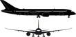 Passenger Jetliner Boeing-787 Dreamliner