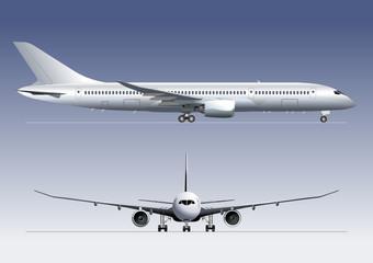 Passenger Boeing-787 DreamLiner
