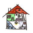 dessin maison interieur