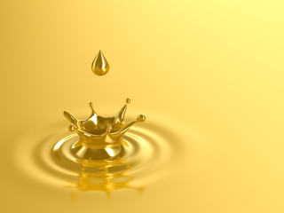 Gold Splash