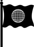 global flag poster