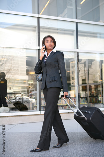 poster of Business Travel Woman