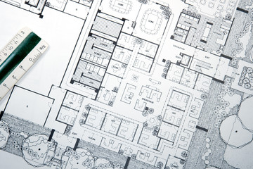 Architect's Drawing and Plans