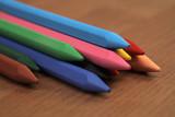 Wax pencils poster