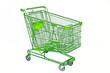 Chariot vert