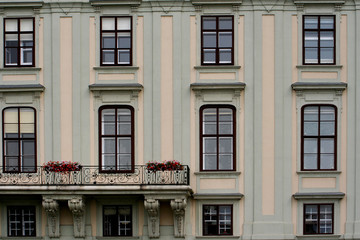 immeubles à Vienne