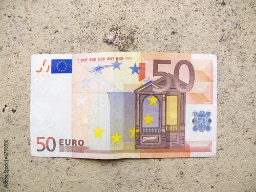 billet de 50 euros