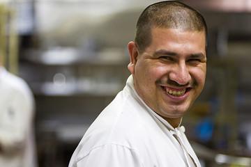 Happy Mexican Man