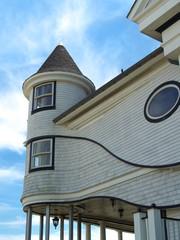 Curvy Victorian Seaside Home, NJ